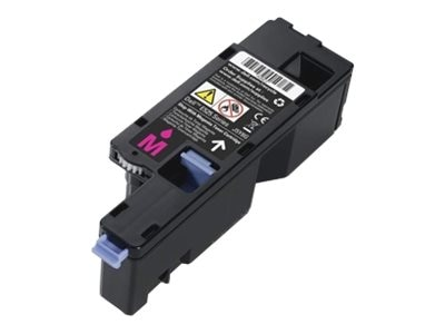 Dell 1400 Page Magenta Toner Cartridge for Dell E525w Color Multifunction Printer (593-BBJV)