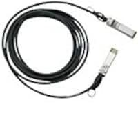 CP Technologies Clearlinks 10GBASE-CU SFP+ Passive Cable, 1m, SFP-H10GB-CU1M-CL, 18115105, Cables
