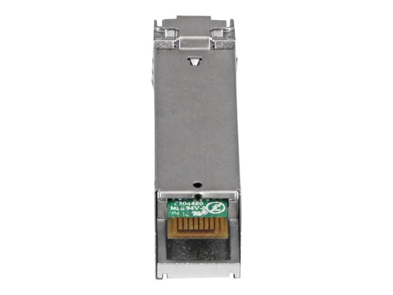 StarTech.com 550m Gigabit SFP MM LC w DDM Transceiver Module for HP - 10-pack