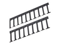 Eaton RS Kit 11U Replacement Section, Railmount, Cable Management Fingers, w  Mounting Hardware