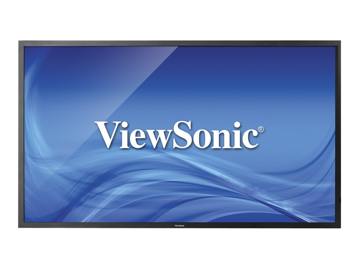 ViewSonic 55 CDP5560-L Full HD LED-LCD Monitor, Black