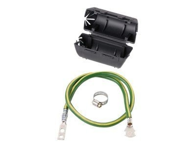 Panduit Armored Cable Grounding Kit, #6 AWG, Terminal Cover