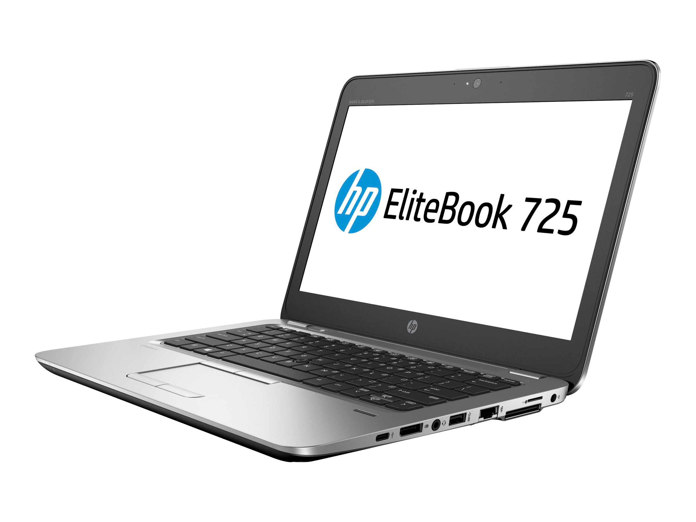 HP EliteBook 725 G3 1.8GHz A10 Pro 12.5in display, P3A09AW#ABA
