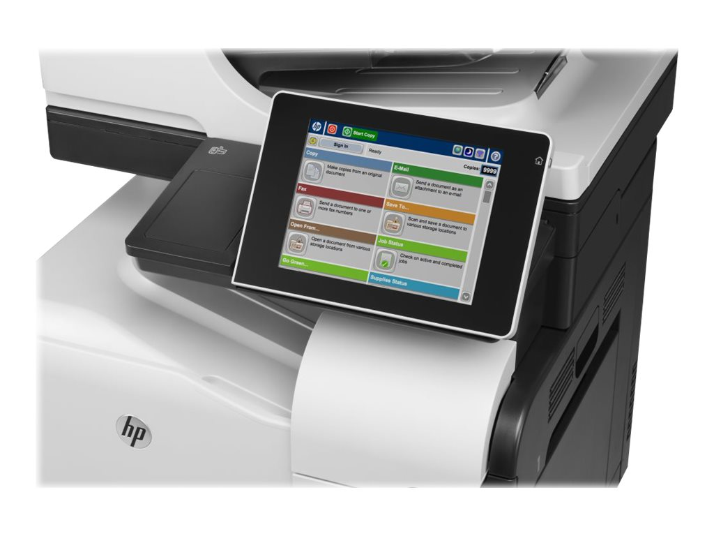 HP LaserJet Enterprise 500 Color MFP M575dn (replaces CM3530 MFP, cc519a), CD644A#BGJ