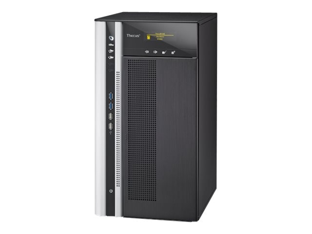 Thecus Tech TopTower N10850 Enterprise NAS, N10850