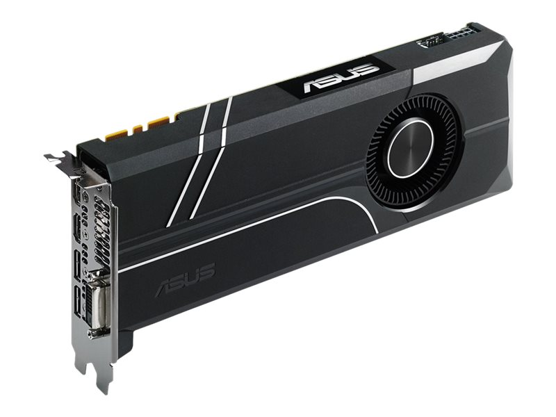 Asus GeForce GTX1080 PCIe 3.0 Turbo Graphics Card, 8GB GDDR5X, TURBO-GTX1080-8G