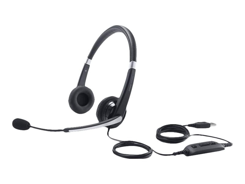 Dell UC300 Pro Stereo Headset, UC300