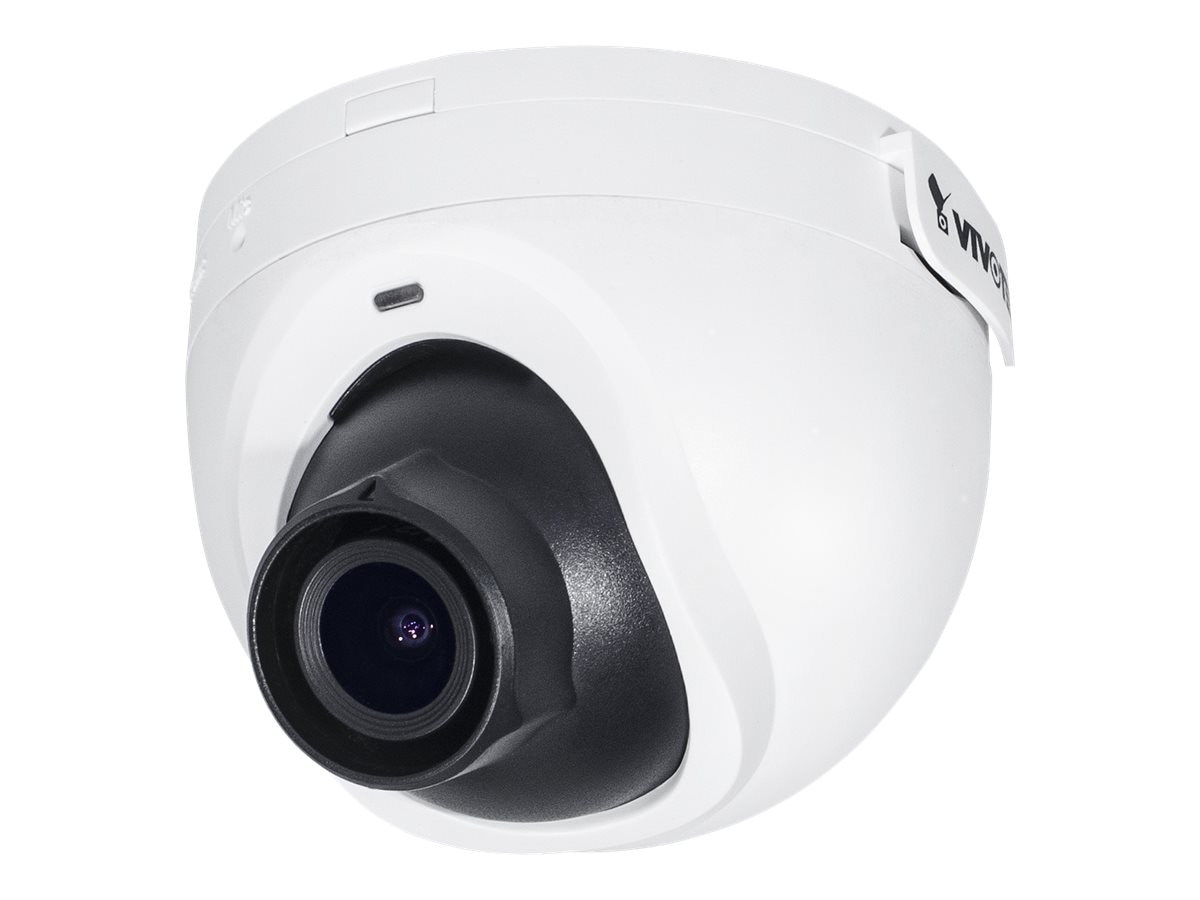 Vivotek 2MP Ultra-Mini Dome Network Camera with 3.6mm Fixed Lens, FD8168