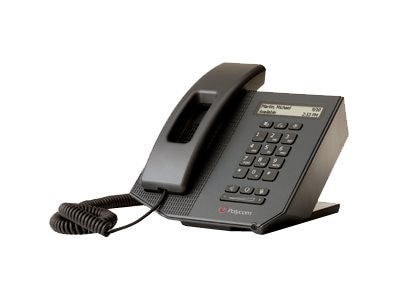 Polycom CX300 R2 USB Desktop Phone for MS Lync, 2200-32530-025, 19645546, VoIP Phones