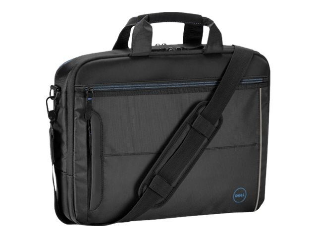 Dell Urban 2.0 Topload Carrying Case 15.6, Black, 1DWRX