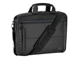 Dell Urban 2.0 Topload Carrying Case 15.6, Black, 1DWRX, 30977681, Carrying Cases - Notebook
