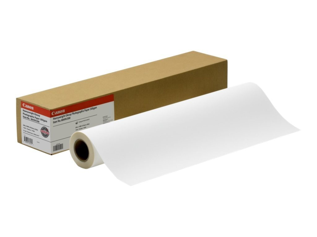 Canon 17 x 100' Glossy Photo Paper - 240gsm, 2047V139, 14428243, Paper, Labels & Other Print Media