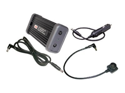Lind DC to DC Power Adapter for Panasonic (Military BA5590 Battery) ToughBook CF18 CF29 R1 T1 W2 Series, PA1630-1062, 5513690, Power Converters