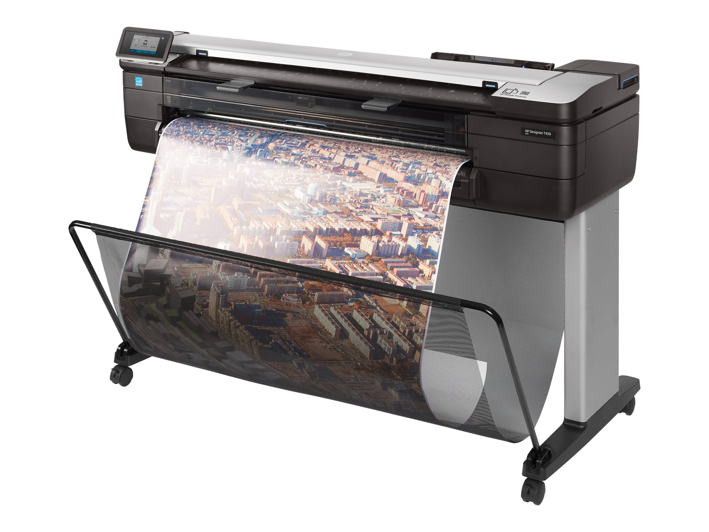 HP DesignJet T830 36 Multifunction Printer, F9A30A#BCB
