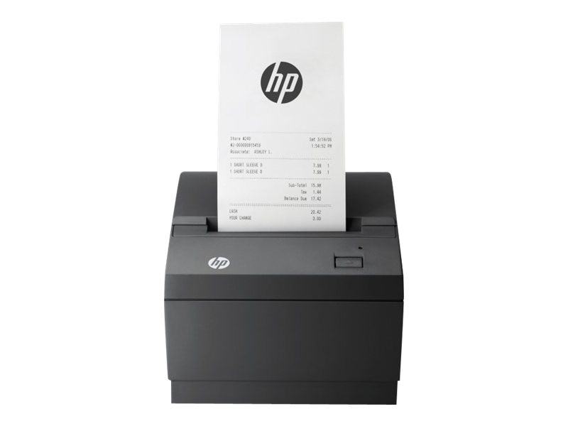 HP Value PUSB Receipt Printer, F7M67AA, 16982387, Printers - POS Receipt