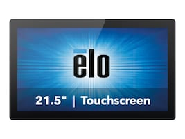 ELO Touch Solutions 21.5 2294L Full HD LED-LCD Projected Capacitive Monitor, Black, E180249, 31986394, Monitors