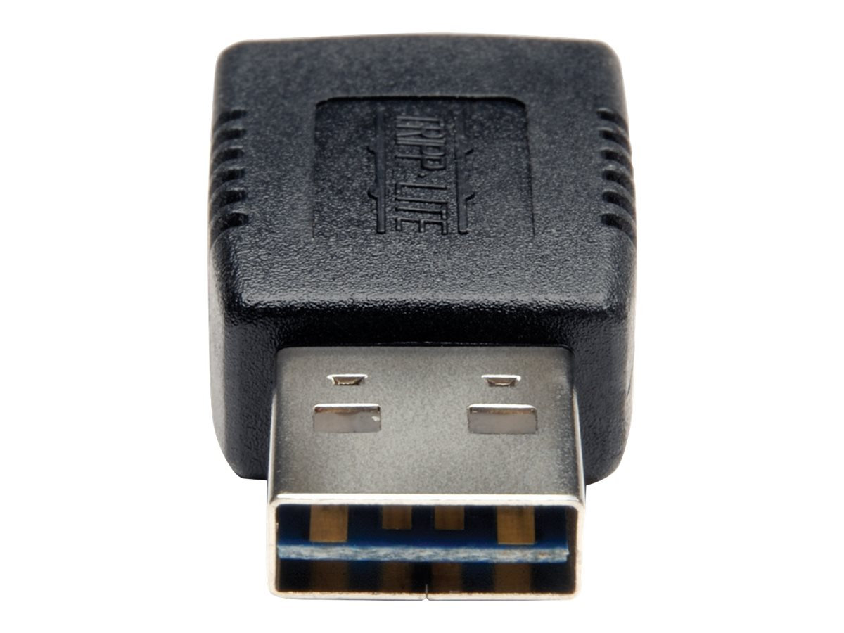 Tripp Lite Universal Reversible USB 2.0 A-Male to A-Female Adapter