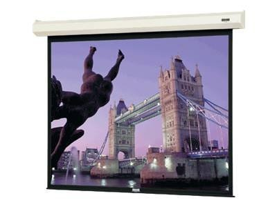 Da-Lite Cosmopolitan Electrol Projection Screen, Matte White, 16:10, 164