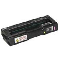 Ricoh Black Toner Cartridge for Aficio C220 Series, C221N & C222 Series Printers, 406046, 8934393, Toner and Imaging Components