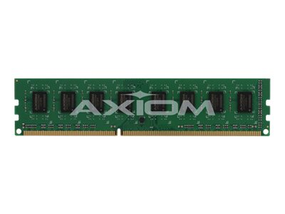 Axiom 4GB PC3-8500 DDR3 SDRAM UDIMM Kit for HP Pavilion Elite m9650f, AX23591683/2, 10643712, Memory