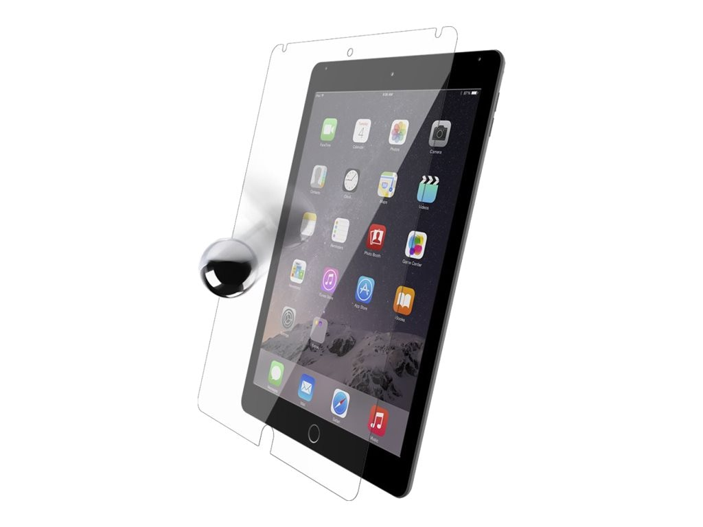 OtterBox Clearly Protected Alpha Glass for iPad Air 2, 77-50963, 22806347, Protective & Dust Covers