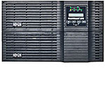 Tripp Lite SmartOnline Global 10,000VA 8,000W 230V 6U Rack Tower UPS with Expandable Runtime, (6) C19 Outlets