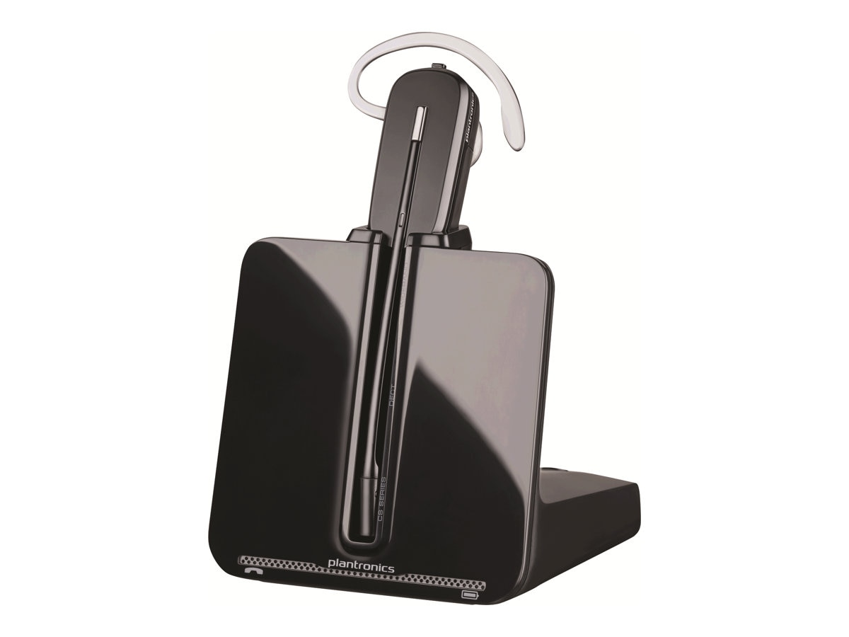 Plantronics CS540 Convertible Headset, DECT 6.0, 84693-01