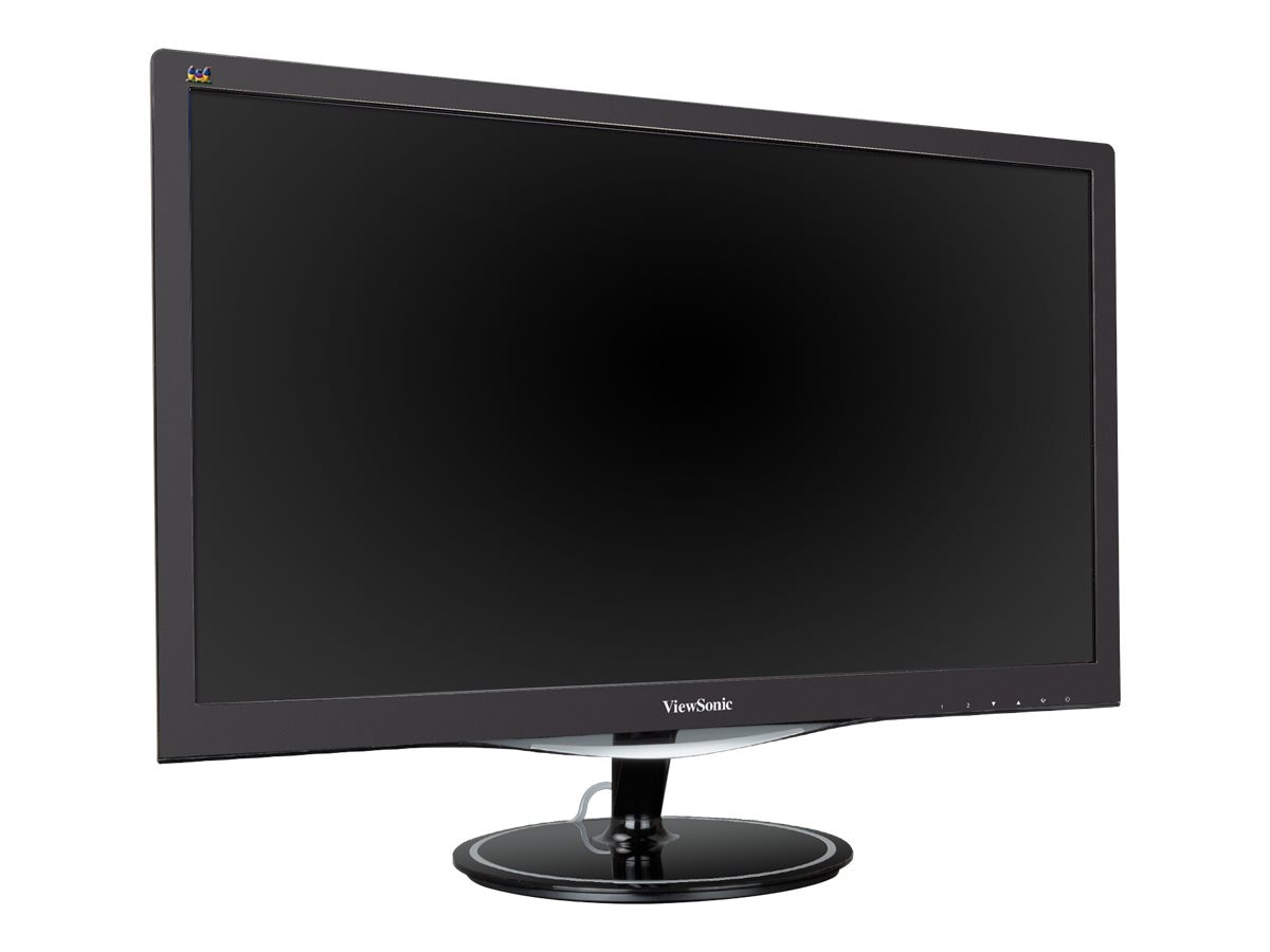 ViewSonic 27 VX2757-MHD Full HD LED-LCD Monitor, Black, VX2757-MHD