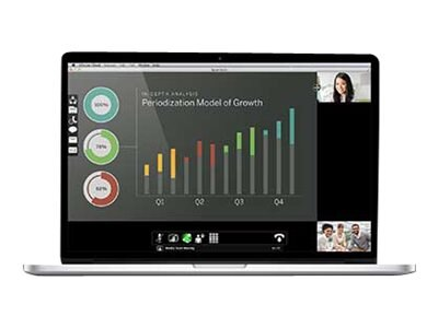 Lifesize Cloud 1-2500 Users -1-year, 3000-0000-0110, 20934046, Software - Audio/Video Conferencing