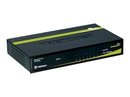 TRENDnet 8-Port GbE Switch, TEG-S80G, 9390308, Network Switches