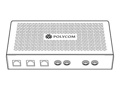 Polycom Multi-Interface Module to Daisy Chain IP7000, 2200-19300-001, 8894512, VoIP Accessories