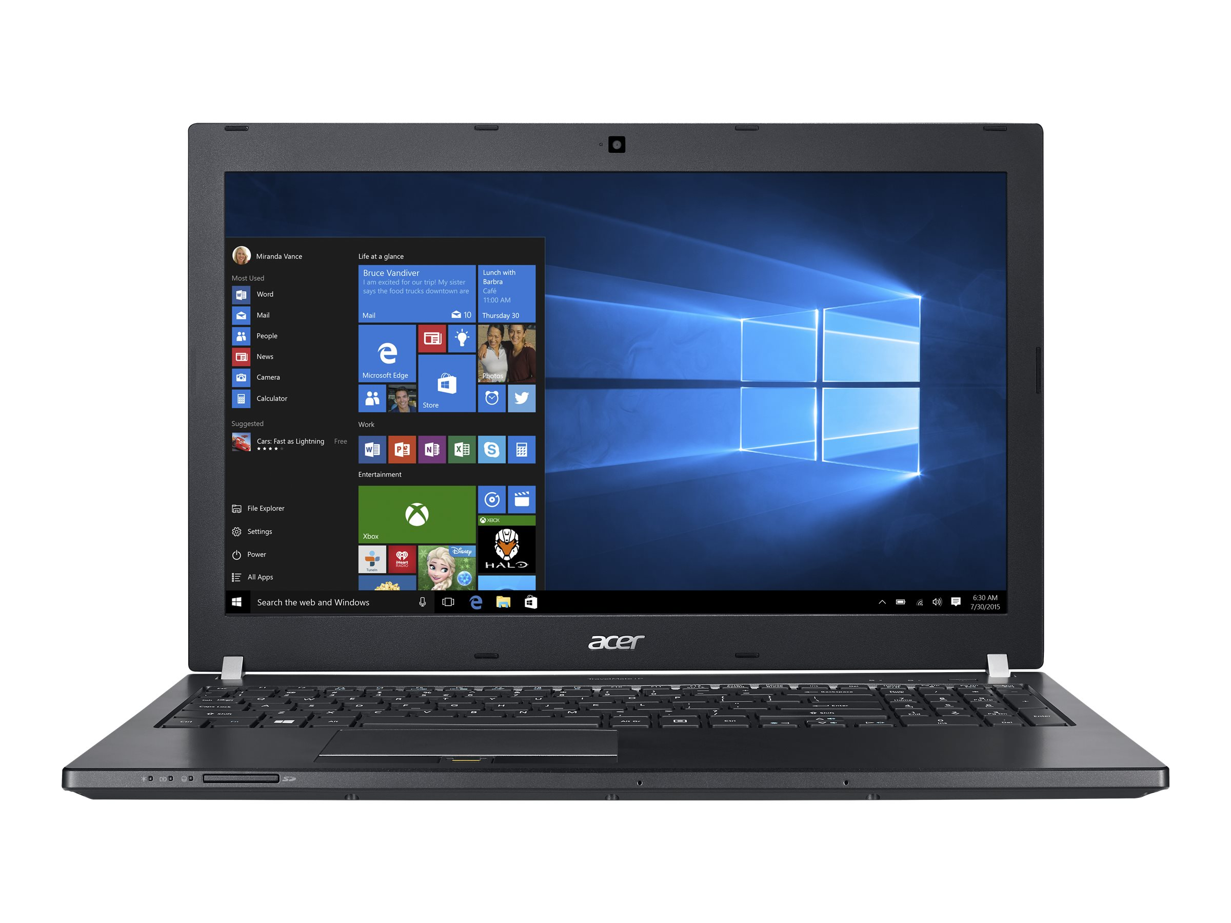 Acer Travelmate P658-M-59SY 2.3GHz Core i5 15.6in display, NX.VCVAA.002