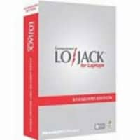 Absolute Software Computrace LoJack for Laptops Standard 3Yr (Retail), LJS-RE-P5-WIN-36, 8998637, Software - Utilities