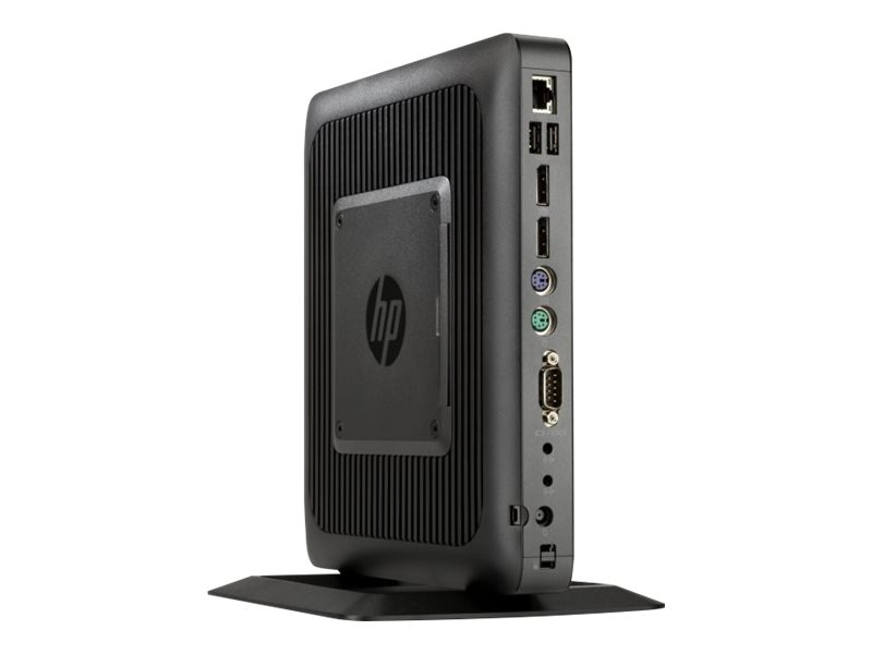 HP t620 Flexible Thin Client AMD QC GX-415GA 1.5GHz 4GB RAM 16GB Flash abgn ac BT WES7E, G4S77UA#ABA
