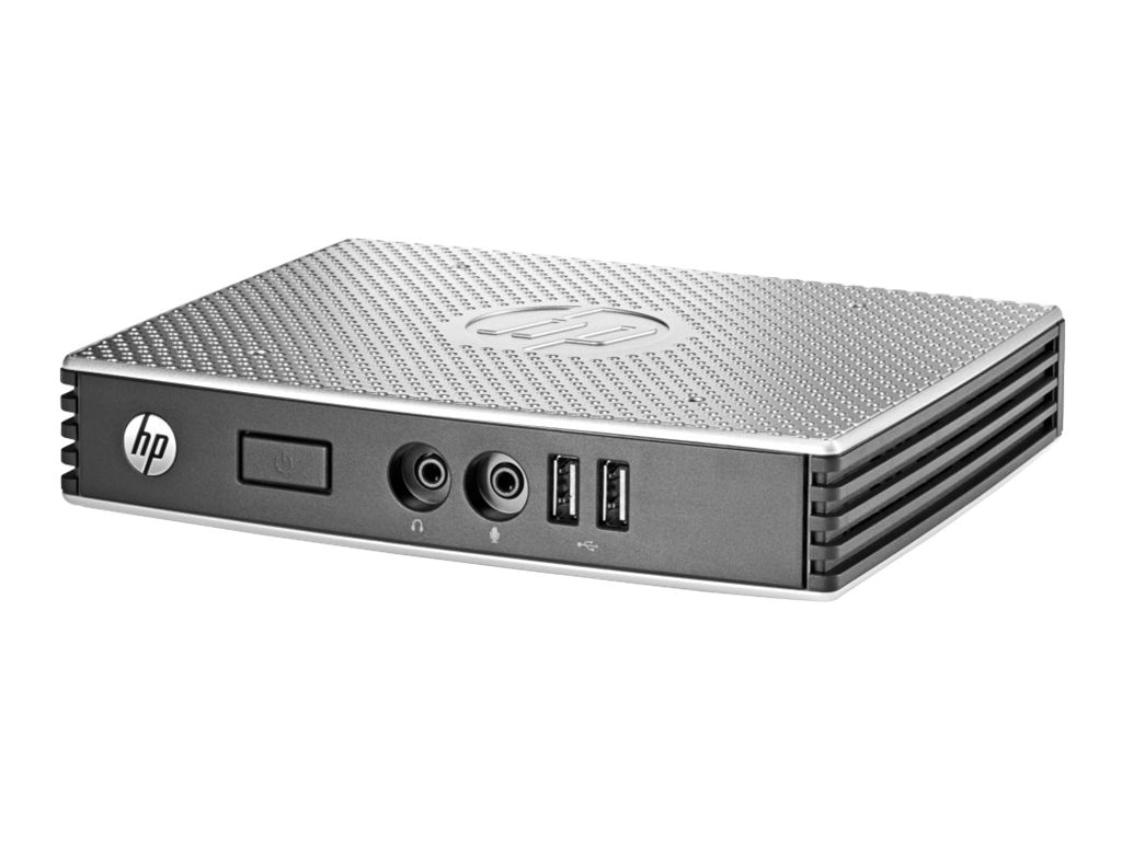 HP t410 Zero Client ARM Cortex-A8 1.0GHz 1GB RAM 2GB Flash GNIC SmartZero, H2W23AT#ABA, 14824211, Thin Client Hardware
