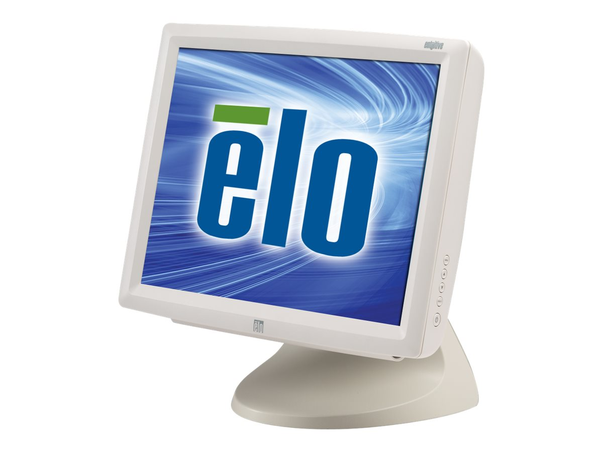 ELO Touch Solutions 15 1528L LCD AccuTouch Medical Monitor, Beige, E338457