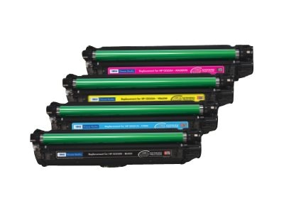 CE251A Cyan Extra High Yield Toner Cartridge for HP 3525