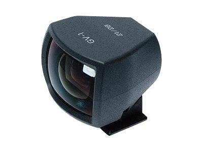 Pentax External Viewfinder, Black, for GV-1 Camera, 172798, 16941024, Camera & Camcorder Accessories