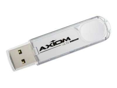 Axiom 32GB USB v2.0 USB Flash Drive w  downloadabl, USBFD2/32GB-AX, 10098321, Flash Drives