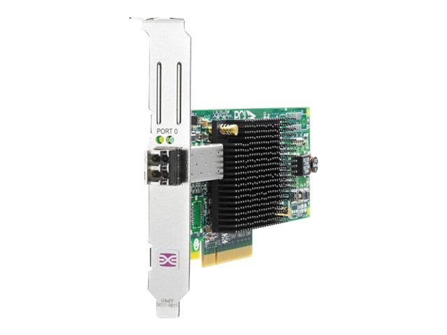 HPE 81E 8Gb 1-port PCIe Fibre Channel Host Bus Adapter