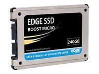 Edge 240GB Boost Micro SATA 3Gb s 1.8 Internal Solid State Drive