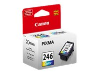 Canon CL-246 Color Ink Cartridge, 8281B001, 16074611, Ink Cartridges & Ink Refill Kits