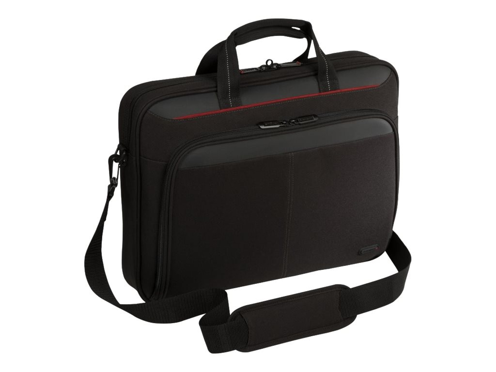 Targus 16 Classic Topload, TCT027US, 13100879, Carrying Cases - Notebook