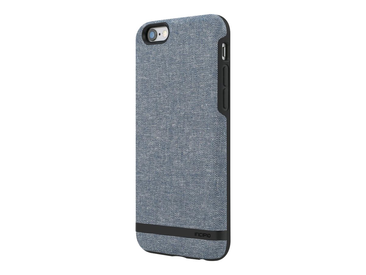 Incipio Carnaby Esquire Series for iPhone 6 6s, Blue, IPH-1418-BLU