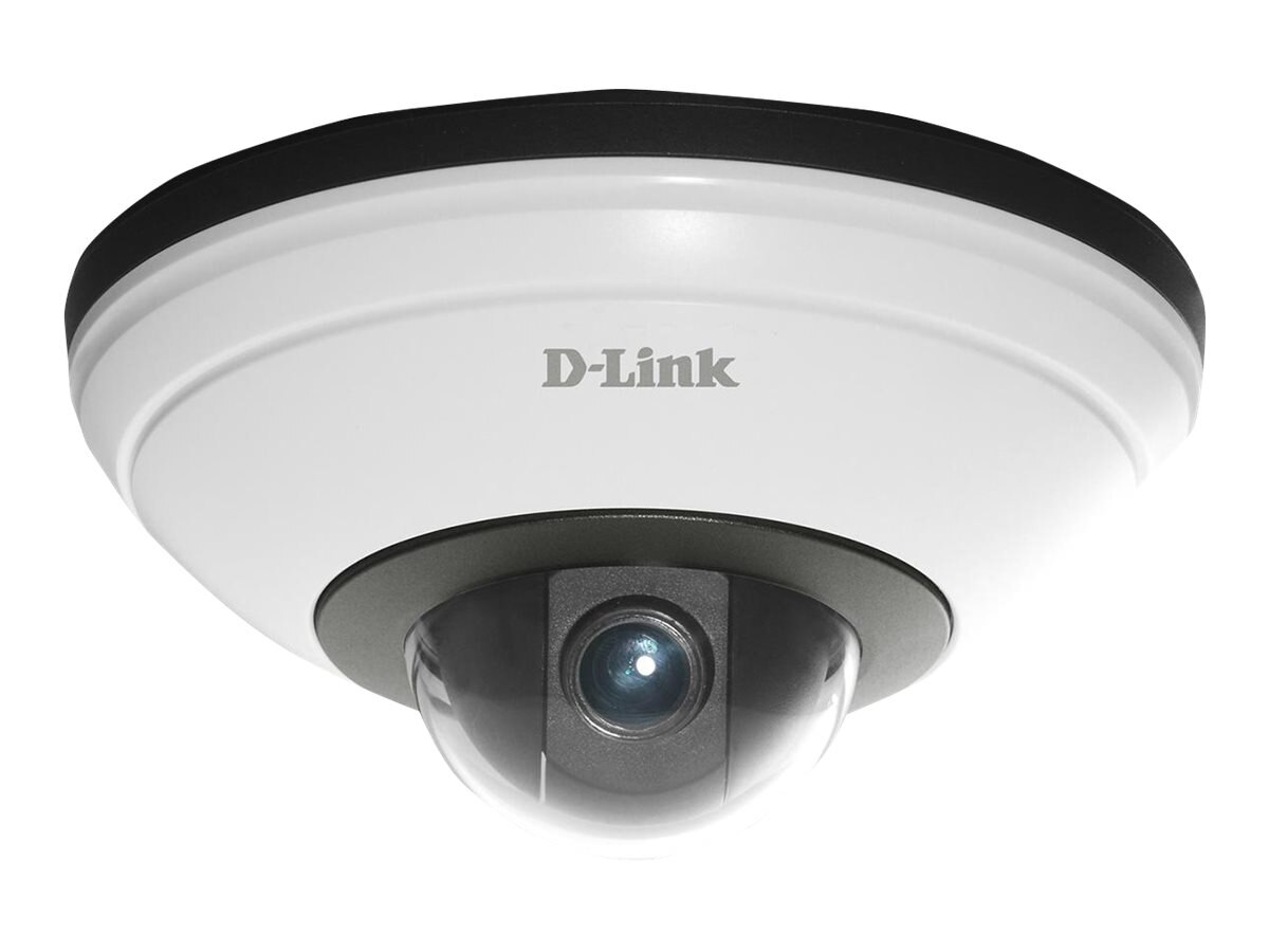 D-Link Full HD Mini Pan and Tilt Dome Network Camera
