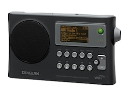 Sangean Wi-Fi Internet Radio, WFR-28, 14415231, Stereo Components