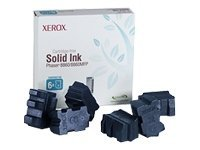 Xerox Cyan Solid Ink Sticks for Phaser 8860 & 8860MFP Series (6 Sticks), 108R00746