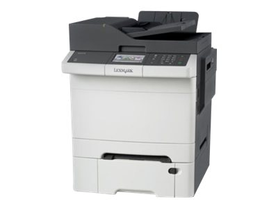Lexmark CX410dte Color Laser MFP, 28D0600, 14974973, MultiFunction - Laser (color)
