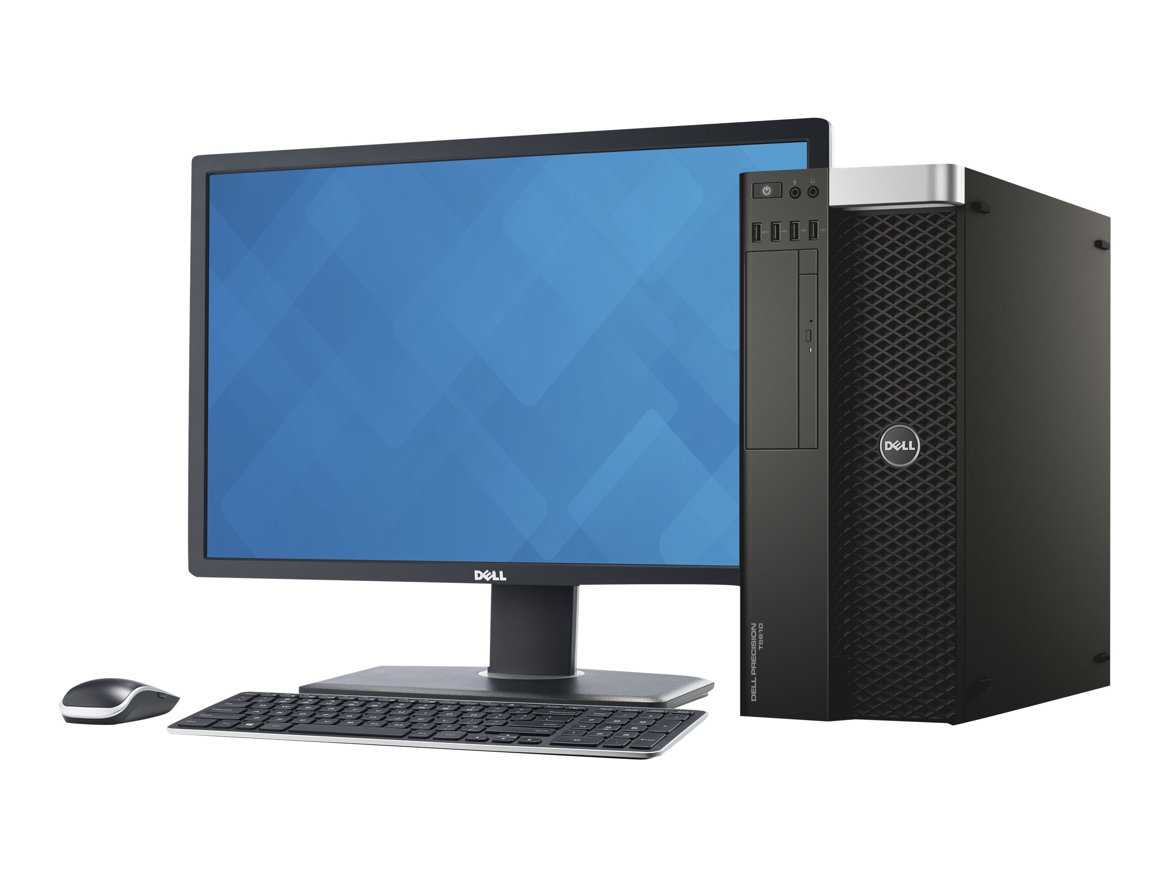 Dell Precision T5610 2.1GHz Xeon Microsoft Windows 7 Professional 64-bit Edition   Windows 8 Pro, 462-1200, 16395975, Workstations