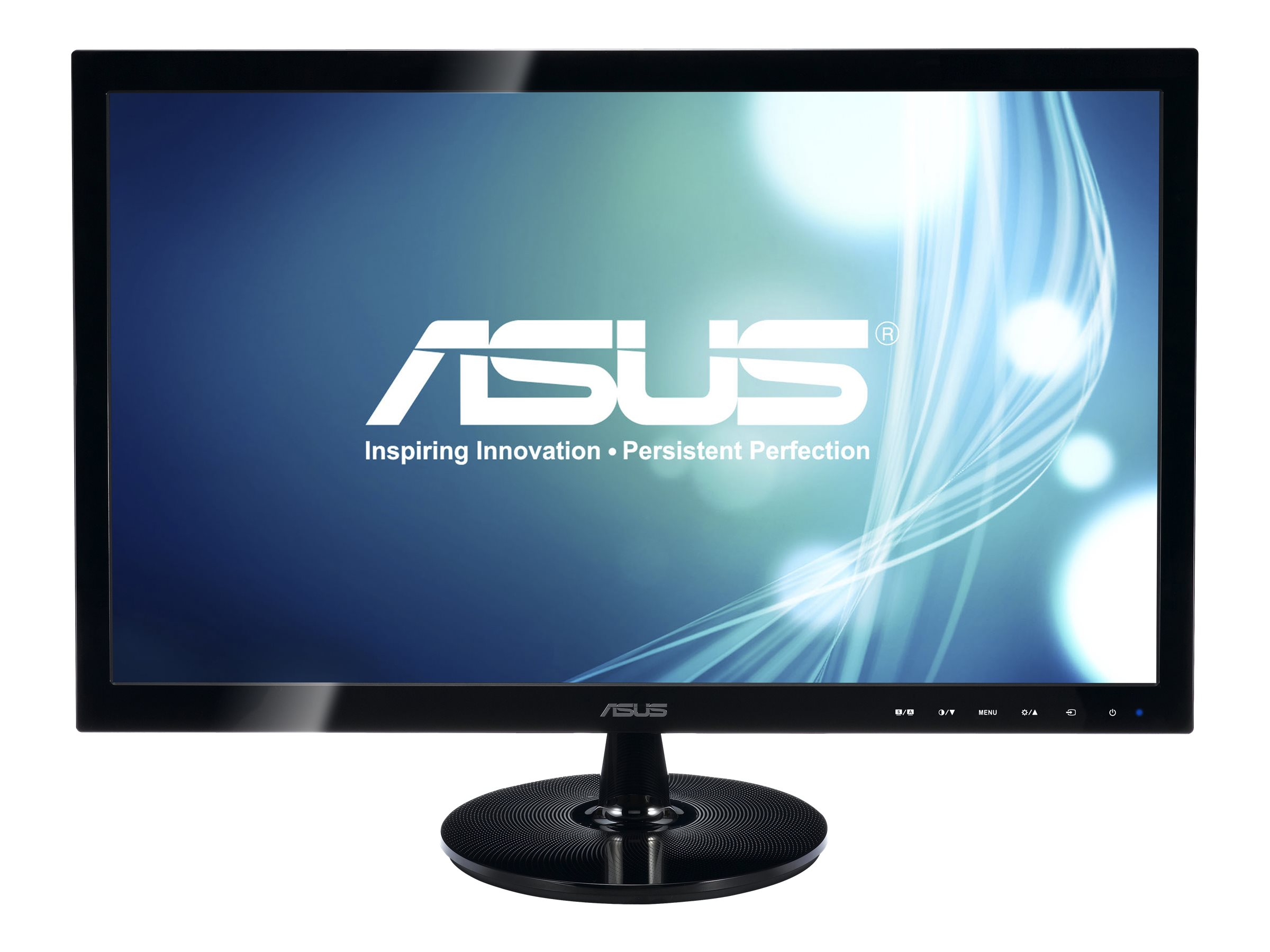 Asus 23 VS238H-P Full HD LED Monitor, Black, VS238H-P, 13030874, Monitors - LED-LCD